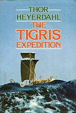 "THOR HEYERDAHL - ""THE TIGRIS EXPEDITION"" - THE SUMERIANS - 1st Edn - HB/DW(1980)"