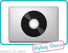 "Adesivo ""Disco"" per  Mac Book Pro/Air 13 - Stickers ""Vynil"" for apple MacBookPro"