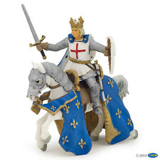 Ludwig He might sanctify on his Horse 13 cm Knight and Castles Papo 39841