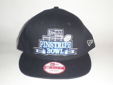 New Era 9FIFTY PINSTRIPE BOWL Snapback Hat Navy ($30) Iowa State Rutgers Yankee