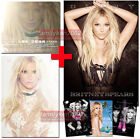 Taiwan Deluxe Explicit CD+ Poster+ Folder+ Cards NEW! Britney Spears 2016 Glory