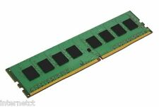 KINGSTON 4GB HIGH SPEED DDR4 DIMM RAM 2133MHz (PC4-17000) 64 BIT DESKTOP MEMORY