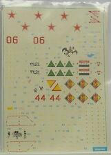 Suchoj Su-22, 1:72, Travers,Decals / Abziehbilder, NEU, DDR,SU, Ägypten