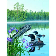 SEASONS ON THE LAKE (SUMMER)   500 Piece   Puzzle  Duck Lake Scenic    SunsOut