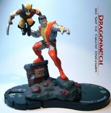 HeroClix Giant-Size X-Men #056 Colossus / Wolverine