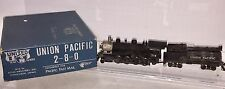 HO BRASS UNION PACIFIC 2-8-0 #6200 CONSOLIDATION CAB #318 CUSTOM - SOLD AS IS