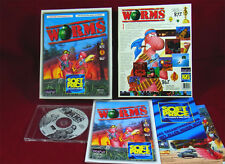 PC DOS: Worms - Team 17 / Ocean Software 1995 - Softprice