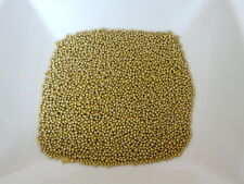 25g 2mm Edible sugar balls dragees sprinkles -Gold Cake decorations