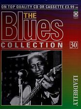 The Blues Collection magazine Vol 30 Leadbelly