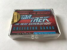 Star Trek The Next Generation Behind the Scenes Collector Card 3900 Sealed TNG