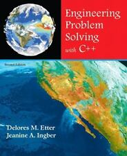 Engineering Problem Solving with C++ by Delores,M.Etler & Jeanine-2nd Edition