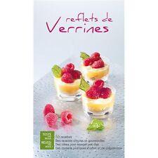 Livre cuisine - reflets de verrines  - Catherine Della Guardia