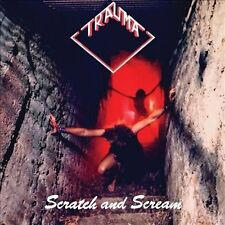 Scratch and Scream [Digipak] by Trauma ('80s Thrash) (CD, Oct-2013, Shrapnel)