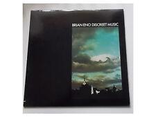 Brian Eno -  Discreet Music - LP
