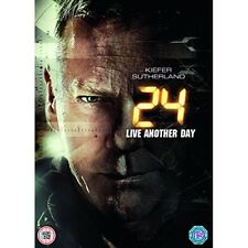 24: Live Another Day DVD Brand New