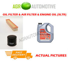 DIESEL OIL AIR FILTER KIT + FS 5W40 OIL FOR DACIA SANDERO 1.5 90 BHP 2010-13
