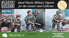 PLASTIC SOLDIER COMPANY 15MM BRITISH PARATROOPERS WW2015015