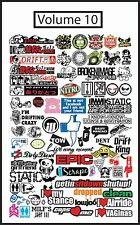 VOLUME 1- 10 JDM VECTOR .EPS FILES GRAPHIC SIGN MAKING VINYL CUTTING SOFTWARE.