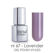 EM-NAIL PROFESSIONAL GEL POLISH CLASSIC RANGE UV LED SOAK OFF 5ML BOTTLES