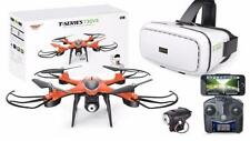 Large HD WiFi Camera Drone TT911 with VR 2.4Ghz 4CH 6-Axis RC Quadcopter USA
