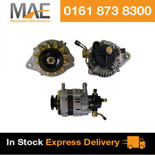 ISUZU TROOPER & BIGHORN 3.1 TD DIESEL 80A ALTERNATOR BRAND NEW VAC PUMP 91-98