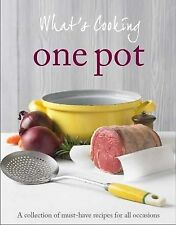Parragon Books - Love Food What's Cooking: One Pot - Love Food Very Good Book