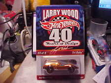 Hot Wheels RLC Redline Club Larry Wood 40 Years of Design Tri Baby Only 8500