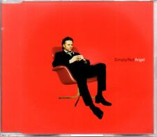SIMPLY RED - ANGEL - 5 TRACK REMIX CD SINGLE - MINT