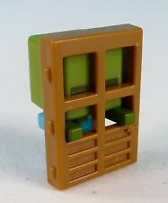 Minecraft Zombie at Door Obsidian Series 4 Blind Box Figure Brand New