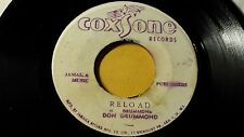 Don Drummond- Reload/Aubrey Adams&blues Blues busters-Little Willie /Ska Coxsone