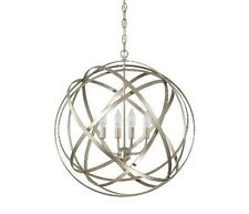 Capital Lighting - 4234WG 4 Light Axis Pendant Fixture with Winter Gold Finish