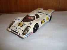 coche slot scalextric porsche 917 edicion especial fly classic made in spain