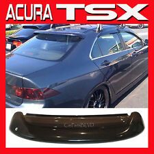 JDM 2005 ACURA TSX Sedan Rear Roof Window Visor Sun Shade with Brackets CL9