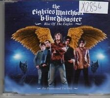 (CM93) The Eighties Matchbox B-Line Disaster, Rise of the Eagles - 2004 DJ CD