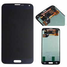 Black For Samsung Galaxy S5 i9600 G900A LCD Screen Display Touch Screen Digitize