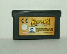 RAYMAN NODDLUMS REVENGE USATO GAMEBOY ADVANCE ED EUR SOLO CARTUCCIA RS2 45005