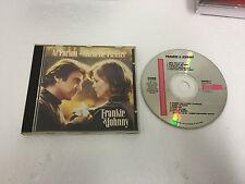 Frankie & Johnny Soundtrack (Al Pacino) 5099746948528 1991 PRESS CD