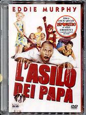 L'ASILO DEI PAPA' - DVD NUOVE E SIGILLATO, PRIMA STAMPA, EDIZIONE JEWELS CASE