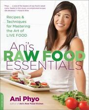 Ani's Raw Food Essentials by Ani Phyo (Paperback 2012)