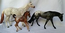 Breyer Tractor Supply SR Classic Prince Plaudit Appaloosa Family Hard To Find!