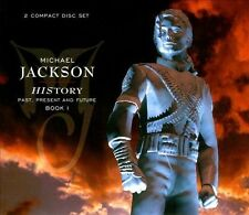HIStory: Past, Present and Future, Book I by Michael Jackson (CD, May-1995, 2...