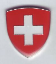 Schweiz Wappen Pin Coat of Arms  Badge Svizzera Suisse