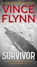 A Mitch Rapp Novel: The Survivor 12 by Vince Flynn and Kyle Mills (2016,...