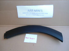 BMW MINI COOPER S O/S DRIVERS WING ARCH MOULDING TRIM 2001-2006 R50 R52 R53