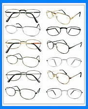 Mr. Reading Glasses [+1.25] 12 Metal Frame Wholesale Lot Reader Unisex 1.25