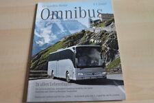 124867) Mercedes Omnibus Magazin 11/2007