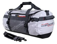 OVERBOARD 35L Waterproof Adventure Duffel Bag White