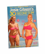 Josie Gibson's 30 Second Slim (DVD, 2012) - Excercise Fitness
