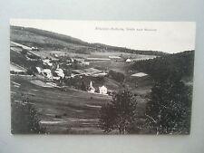 Carte postale altweier Aubure route vers Markirch pour 1915? Alsace