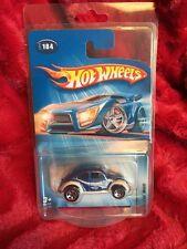 Hot Wheels 2005 Kar Keepers Blue VW Bug In Kar Keepers!